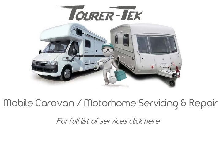 Tourer-Tek caravan servicing